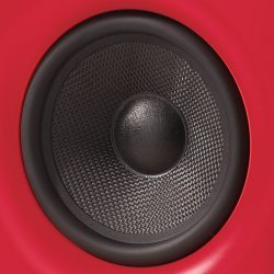 Lemur5 speakers integrates a 5 1/4 inch kevlar woofer